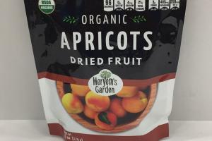 Organic Apricots Dried Fruit