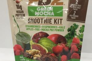 Green Mocha Smoothie Kit