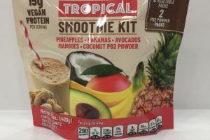 Tropical Smoothie Kit