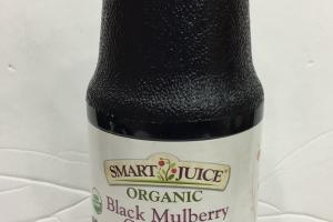 Black Mulberry Cranberry 100% Juice