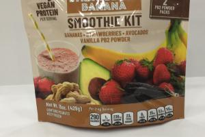 Strawberry Banana Smoothie Kit