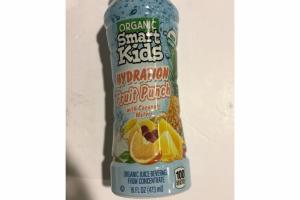 HYDRATION FRUIT PUNCH WITH COCONUT WATER ORGANIC JUICE BEVERAGE FROM CONCENTRATE