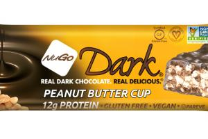 PEANUT BUTTER CUP REAL DARK CHOCOLATE