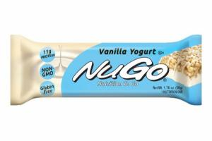 VANILLA YOGURT NUTRITION BAR