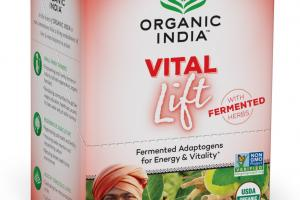 Vital Lift With Fermented Herbs Dietary Supplement