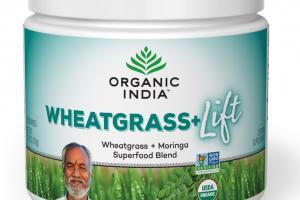 Wheatgrass + Moringa Superfood Blend Dietary Supplement