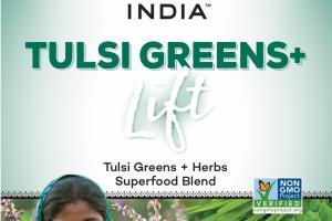 Tulsi Greens + Herbs Superfood Blend Dietary Supplement
