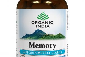 MEMORY SUPPORTS MENTAL CLARITY HERBAL SUPPLEMENT