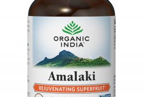 AMALAKI REJUVENATING SUPERFRUIT HERBAL SUPPLEMENT VEG CAPS