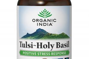 TULSI HOLY BASIL HERBAL SUPPLEMENT