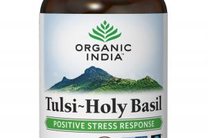 TULSI HOLY BASIL HERBAL SUPPLEMENT