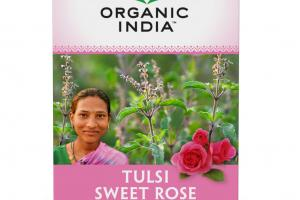 TULSI SWEET ROSE HERBAL SUPPLEMENT