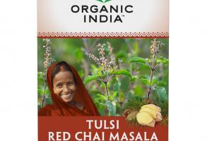 TULSI RED CHAI MASALA HERBAL SUPPLEMENT