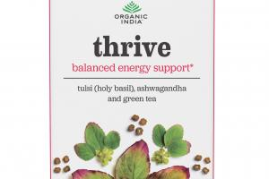 PREVENTION THRIVE WELLNESS TEAS DIETARY SUPPLEMENT