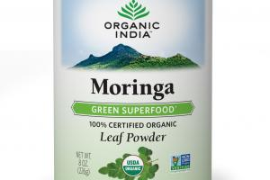 GREEN SUPERFOOD MORINGA 100% ORGANIC LEAF POWDER HERBAL SUPPLEMENT