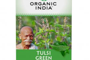 TULSI GREEN STRESS RELIEVING & EMPOWERING HERBAL SUPPLEMENT