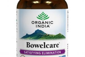 BOWELCARE SATISFYING ELIMINATION HERBAL SUPPLEMENT VEG CAPS