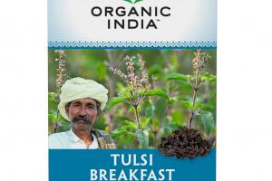 TULSI BREAKFAST STRESS RELIEVING & AWAKENING HERBAL SUPPLEMENT