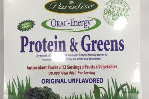 Original Protein & Greens Dietary Supplement