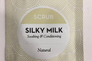 Natural Silky Milk Scrub