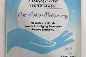 Anti-aging+moisturizing Hand Pure Hand Mask