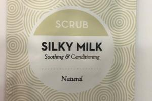 NATURAL SILKY MILK SOOTHING & CONDITIONING SCRUB