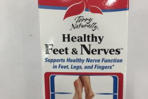 Healthy Feet & Nerves Dietary Supplement