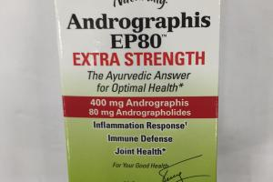Andrographis Ep80 Capsules Dietary Supplement