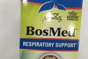 Respiratory Support Dietary Supplement