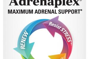 MAXIMUM ADRENAL SUPPORT DIETARY SUPPLEMENT CAPSULES
