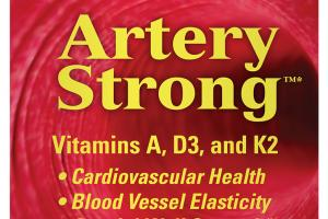 VITAMINS A, D3, AND K2 CARDIOVASCULAR HEALTH, BLOOD VESSEL ELASTICITY, ARTERIAL WALL STRENGTH DIETARY SUPPLEMENT SOFTGELS