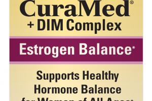 ESTROGEN BALANCE + DIM COMPLEX DIETARY SUPPLEMENT CAPSULES