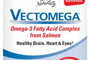 OMEGA-3 FATTY ACID COMPLEX FROM SALMON HEALTHY BRAIN, HEART & EYES DIETARY SUPPLEMENT TABLETS