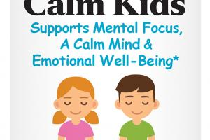 SUPPORTS MENTAL FOCUS, A CALM MIND & EMOTIONAL WELL-BEING DIETARY SUPPLEMENT CAPSULES