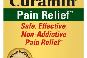 SAFE, EFFECTIVE, NON-ADDICTIVE PAIN RELIEF DIETARY SUPPLEMENT CAPSULES