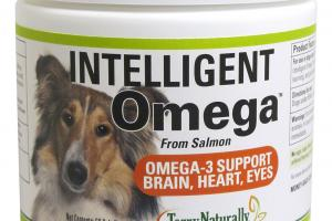 OMEGA-3 SUPPORT BRAIN, HEART, EYES FROM SALMON SOFT CHEWS