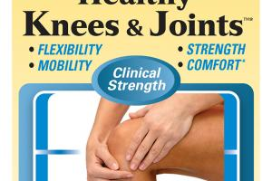 CLINICAL STRENGTH HEALTHY KNEES & JOINTS DIETARY SUPPLEMENT CAPSULES