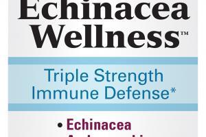 TRIPLE STRENGTH IMMUNE DEFENSE DIETARY SUPPLEMENT CAPSULES