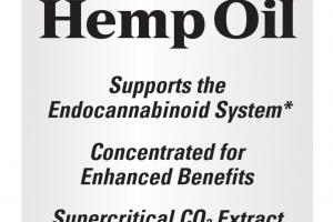 PREMIUM HEMP OIL DIETARY SUPPLEMENT SOFTGELS