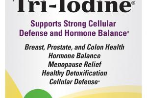 STRONG CELLULAR DEFENSE AND HORMONE BALANCE DIETARY SUPPLEMENT CAPSULES