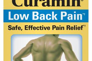 LOW BACK SAFE, EFFECTIVE PAIN RELIEF DIETARY SUPPLEMENT CAPSULES