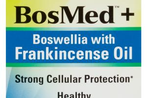 BOSMED + BOSWELLIA WITH FRANKINCENSE OIL DIETARY SUPPLEMENT SOFTGELS