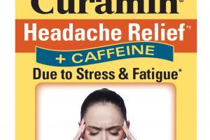 HEADACHE RELIEF + CAFFEINE DUE TO STRESS & FATIGUE DIETARY SUPPLEMENT TABLETS