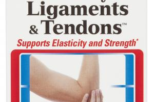 SUPPORT ELASTICITY AND STRENGTH HEALTHY LIGAMENTS & TENDONS DIETARY SUPPLEMENT CAPSULES
