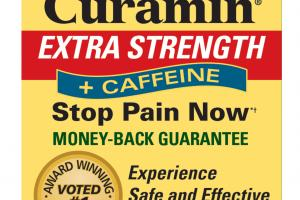 EXTRA STRENGTH + CAFFEINE STOP PAIN NOW DIETARY SUPPLEMENT TABLETS