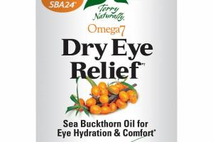 OMEGA-7 DRY EYE RELIEF DIETARY SUPPLEMENT SOFTGELS