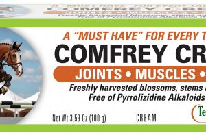 JOINTS, MUSCLES, SKIN, COMFREY CREAM