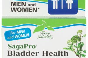 BLADDER HEALTH FOR MEN AND WOMEN DIETARY SUPPLEMENT TABLETS