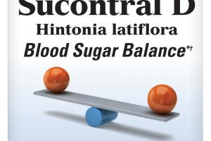 SUCONTRAL D HINTONIA LATIFLORA BLOOD SUGAR BALANCE DIETARY SUPPLEMENT CAPSULES