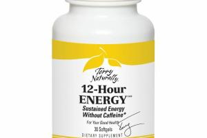 12-HOUR ENERGY DIETARY SUPPLEMENT SOFTGELS